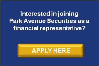 Join Park Avenue Securities as an experienced Financial Professional